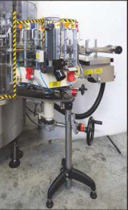 Etykieciarka modular plus - półwyspy do aplikacji etykiet papierowych metodą zimnego kleju